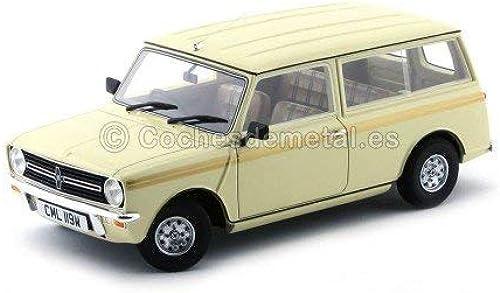 barato 1974 Mini Clubuomo Estate Estate Estate HL Beige 1 18 Cult Scale Models CLM018  precios razonables