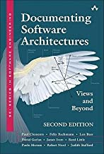 [(Documenting Software Architectures: Views and Beyond )] [Author: Paul Clements] [Nov-2010]
