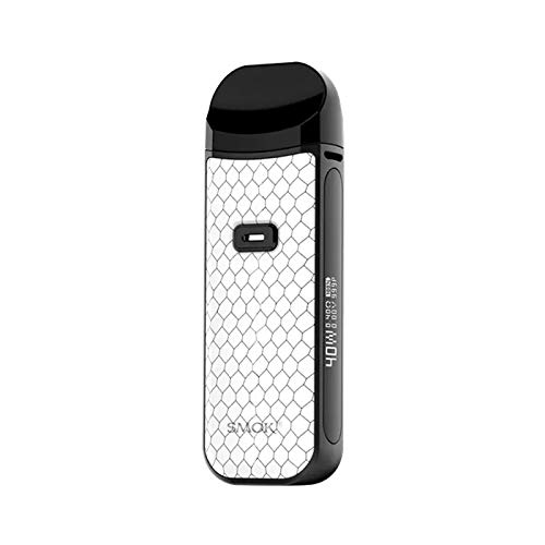 Genuine SMOK Nord 2 Vape POD Kit 40W (White Corba) No Nicotine