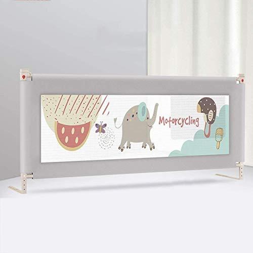 Riel de cama anticolisión para niños pequeños, rieles de cama portátiles seguros para bebés, parachoques de cama para niños pequeños, rieles de cama para niños, protector de riel de cama, regalo para