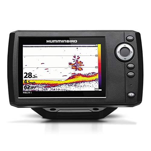 Humminbird 410190–1Helix 5Serie G2Sonar Fishfinder Sistema, 4000W