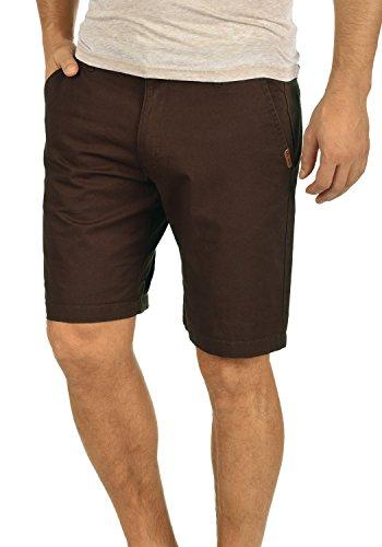!Solid Thement Herren Chino Shorts Bermuda Kurze Hose Aus 100{6a863bf8cfed2fb4a9364941fdd19b98a82fc9624d79ff3156b85d603051d5bc} Baumwolle Regular Fit, Größe:M, Farbe:Coffee Bean (5973)