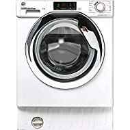 All in one programme lets you wash White and coloured clothing together 14 Minute quick wash cycle 9KG Capacity for Medium Sized Households Dimensions (cm) - H82 x W59.6 x D54.5
