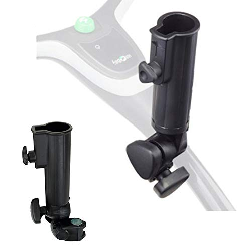 Soporte de paraguas para carrito de golf, ajustable, accesorio de montaje para carrito de golf