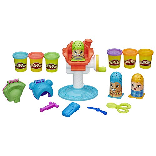 Play-Doh Peinados Locos Hasbro, Multicolor (B1155EU6)