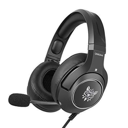 K9 Stereo Gaming Headset Wired LED Light Bass