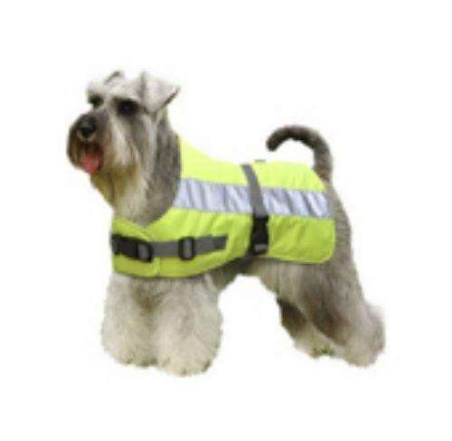 flectalon Veste haute visibilité réfléchissante pour chien