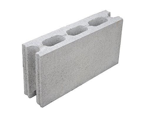 久保田セメント工業 コンクリートブロック 8cm ヨコ 2個入り 1008020(2P)