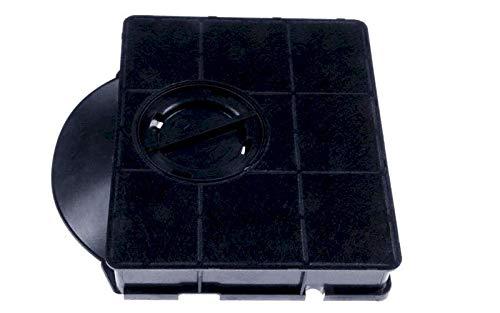 FILTRE CHARBON 214 X 208 X 40 M/M T303 POUR HOTTE WHIRLPOOL - 482000010271