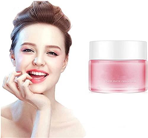 Pore Shrink Cream, 2021 New Magical Perfecting Base Face Primer Under Foundation, Pore Cream Invisible Cream Invisible Face Control Oil Crème anti-cernes, peau de teint stimulant