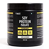Healthvit Fitness Soy Protein Isolate Powder 500 g (Unflavored)
