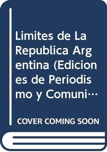 Limites de La Republica Argentina