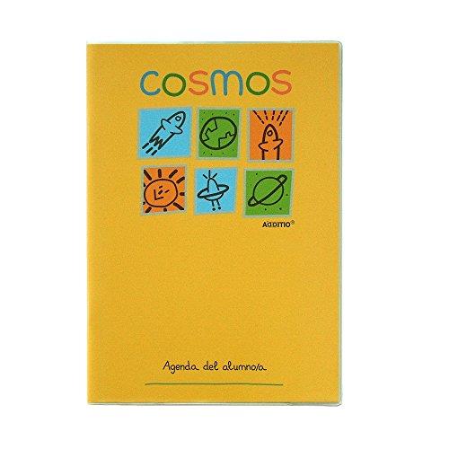 Additio P112 - Cuaderno de Notas A4 , Colores surtidos (azul, naranja, morado, amarillo)