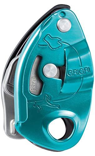 Petzl Grigri Sicherungs- und Abseilgerät, Blau