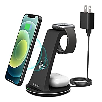 iphone watch charging station
