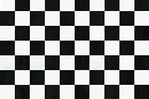 d-c-fix, Folie, Design Monza schwarz-weiss, Rolle 45 x 200 cm, selbstklebend