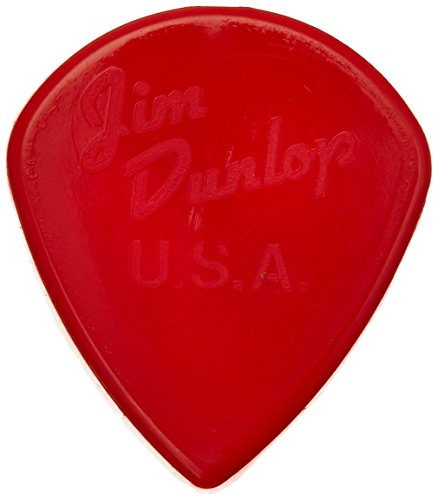 Dunlop Jazz III Pick Pack, Red Nylon,1.38mm