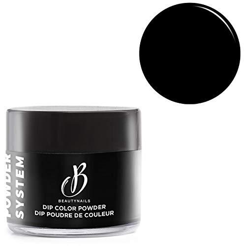 Poudre Dip powder black 10g Beauty Nails DP103-28
