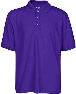 优质男式高吸湿排汗 Polo T 恤