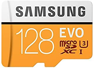 Samsung microSD カード 128GB EVO Class10 UHS-I対応 (最大転送速度100MB/s) MB-MP128GA [並行輸入品]