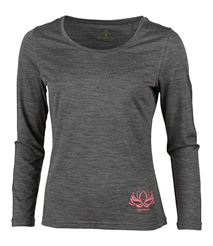 High Colorado Hornberg 2019 Anthra Melange T-shirt à manches longues pour femme FR:42 Anthra Melange.