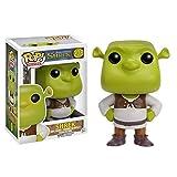 YYBB Figura Pop!Figura de acción de Shrek for la colección Figuras Anime Regalos Juguetes Obra Maestra Figura 3.75' Figurines