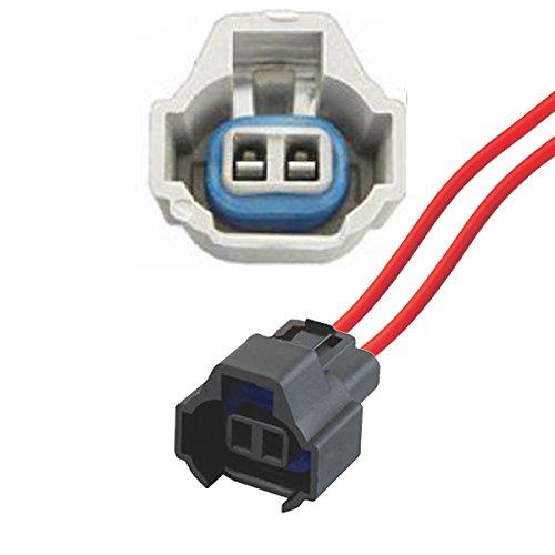 Connecteur d'injecteur - Nippon Denso Dual Slot (Female) avec câble