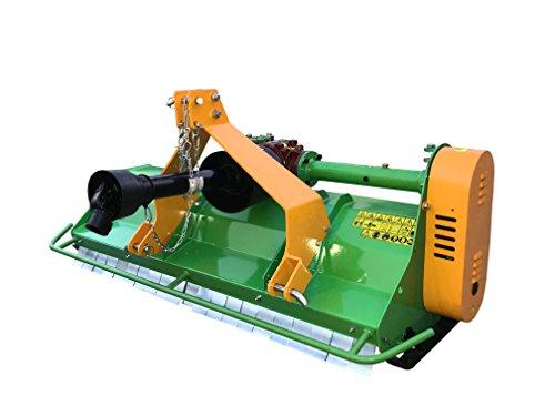 Nova Tractor 61' Heavy Duty 3 pt Flail Mower, for...