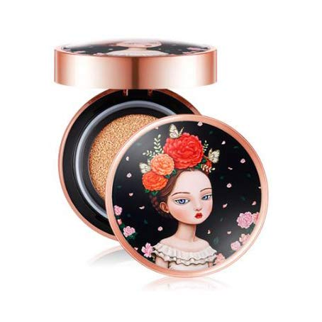 [Beauty People] Absolute Lofty Girl Tension Cushion Foundation (Antique Cover Beige #23)