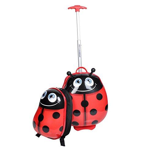 Knorrtoys 14531 - Bouncie Ladybug Set