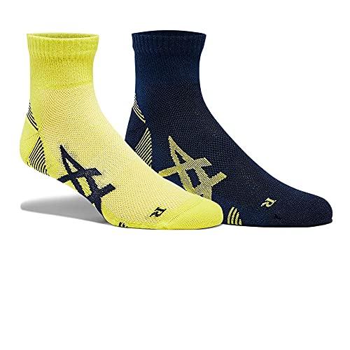 ASICS Cushioning Laufen Socken (2 Pack) - AW21 - Large