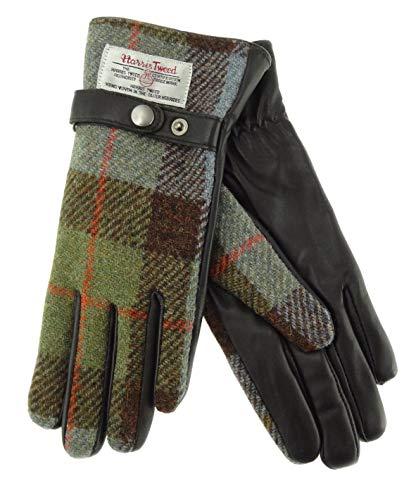 Harris Tweed Damen Handschuhe Gr. 90, Col 15