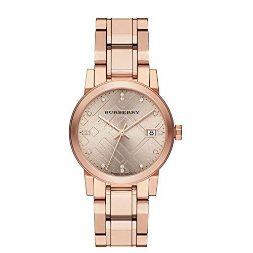 Burberry BU9126 Damen-Armbanduhr