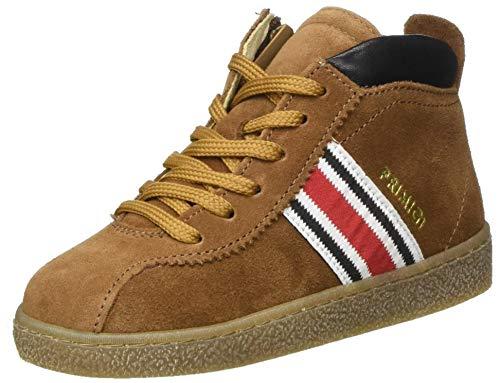 PRIMIGI Unisex Baby PHM 64175 First Walker Shoe, Cuoio, 25 EU