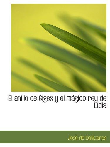 El anillo de Giges y el mágico rey de Lidia