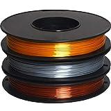 DERUC Silk Filamento PLA 1,75 mm para...