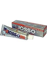 Iosso Multiuse Polishing Cream, crema lucidante per metalli, cromature, ottone, argento e vetroresina, 50 ml.