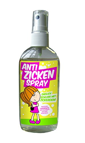 Liebeskummerpillen Anti-Zicken-Spray, 1er Pack (1 x 140 ml)