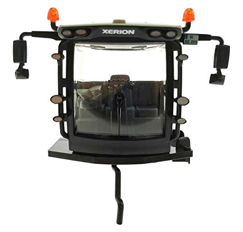 Treckerheld Fahrerkabine Claas Xerion 5000 Ersatzeil für Siku 3271