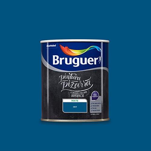 Bruguer Pintura Pizarra Multisuperficie Azul 750 ml