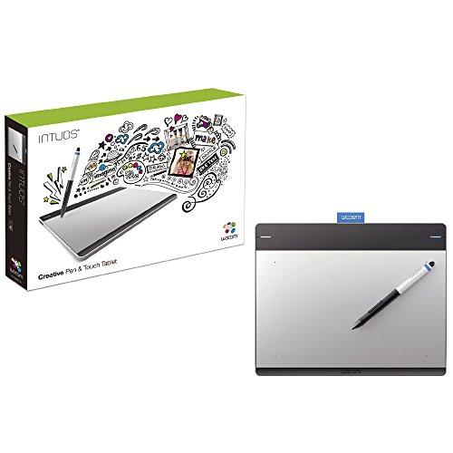 ワコム Intuos Pen & Touch 油彩制作用モデル Mサイズ CTH-680 S2