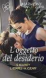L'oggetto del desiderio: Harmony Extra (Italian Edition)