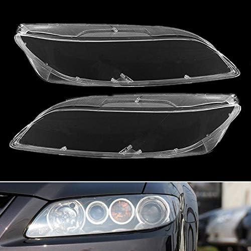 Headlight Lens Cover Car Clear Glass Automobile High security quality