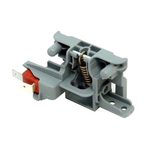 Hotpoint C00195887 C00194128 - Gruppo serratura per sportello lavastoviglie, ricambio originale