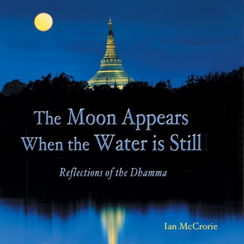 The Moon Appears When the Water Is Still audiobook cover art