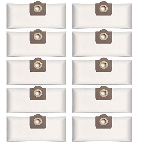Wessper 12x Staubsaugerbeutel geeignet für Columbus ST12 (Papier)