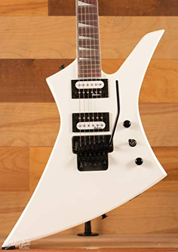 Jackson JS Kelly JS32 AH Snow White. Guitarra Eléctrica