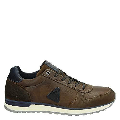 Gaastra Herren Kai TMB M Sneaker, Braun (Cognac 2400), 46 EU