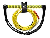 Airhead Wakeboard Rope, Tangle Free, Electric Yellow, One Size