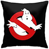ALASANG Geek Ghostbusters Pillowcase Polyester Cushion Cover Housse de Coussin Deco taies...